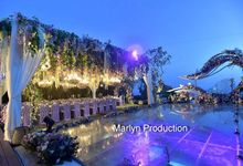 Amazing Bulgari Wedding by Marlyn Production