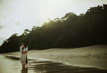 Sammy Chikita Pre-Wedding by Hexa Images