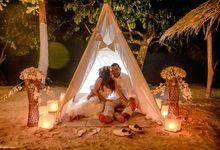 Daniel and Jacqui Elnido Wedding by CookieMedia Photo-Video