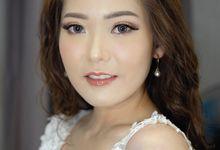 Bride Ms Fanny by Verena Makeup Artist