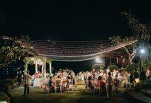 The Wedding of Ying & Skip by Varawedding