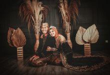 LINDA & AKHWAN by Flame Leafs