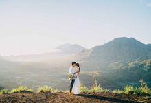 BALI PREWEDDING YAN LIN & SAMUEL by StayBright