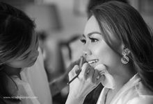 Jeff & Diane {Wedding} by Joane Kathlyn HMUA
