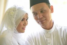 SOLEMNIZATION OUTDOOR HAFIZ AND IKA by Opa Pakar Photography