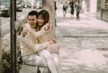 Jimmy & Shella Prewedding by Bernardo Pictura