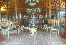 Pernikahan Jawa Tradisional dan Thema Rustic by Joglo House