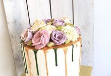Shades of Roses by sugarbox patisserie