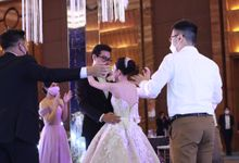 MC Wedding intimate Ballroom Pullman Central park Jakarta - Anthony Stevven MC by Anthony Stevven
