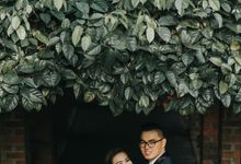 Ferry & Even Prewedding by Bernardo Pictura