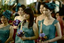 BRIDAL ENTOURAGE by Peter Lim