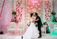 Kia & Beria Wedding Celebration by Okeii Photography