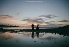 Herman & Vian Prewedding by Chroma Pictures