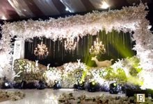 The Wedding of Steven and Sasa by Eden Design