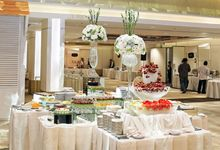 UOB THAMRIN WEDDING by Chez Ingrid Catering