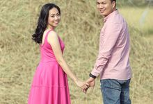 Melvin and Arian Engagement Session by Lights and Flair Wedding Photography