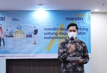 Seremoni Penyerahan Reward Mandiri Dagang Untung 2020 by Wildan Fahmi MC