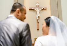 WEDDING OF ADHIT & NATASYA by mavela pictures