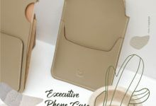 Executive Phone Case by McBlush Merchandise Service by Mcblush Merchandising Service