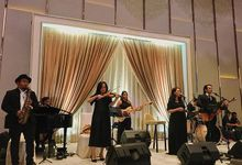 WESTIN HOTEL - ADI & ELLEN 9 DESEMBER 2017 by Lemon Tree Entertainment