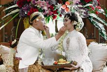 Dayu & Arief by Ans Wedding Service & Priyan Decor