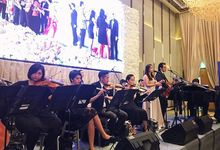 WESTIN HOTEL - UNTUNG & STELLA 1 DESEMBER 2017 by Lemon Tree Entertainment