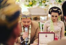 Ayu & Kevin by Andri & Friends Wedding Planner