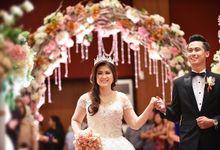 Wedding of Indra & Dian by Royalewedd Organizer
