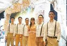 Kevin & Yenny Wedding by Oreo Music Entertainment