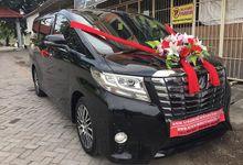 Sewa Mobil Alphard Surabaya,Rental Mobil Pengantin by SENTOSA JAYA VIP WEDDING CARS SURABAYA