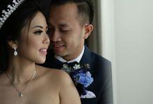 Wedding RENDY MELISSA by Gphotography