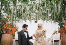 Tiara & Badar by FIEKA Wedding Organizer