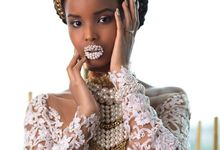 Avent garde-bride by Motion D Photography