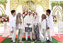 The Wedding Of Ishaq and Yocha by DD WEDDING AND EVENT ORGANIZER