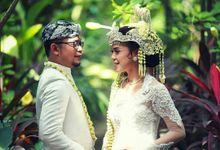 Indri & Mustofa by Fuerte Garden