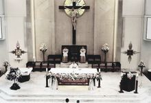 Wedding of Justian & Anastasia by JWP Wedding