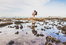 Engagement [Night/ Day] Photography - Sherlyn & Bryan by Knotties Frame