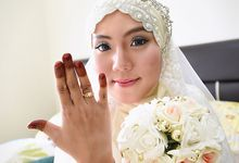 SOLEMNIZATION OUTDOOR SARY AND ASRY by Opa Pakar Photography