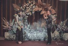 Engagement Putri & Philips by Thebridewears