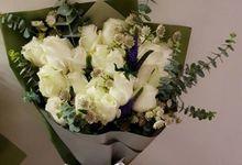 Bespoke Bridal Bouquets by Dorcas Floral