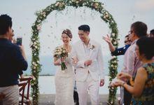 Carman & Brian by baliVIP Wedding