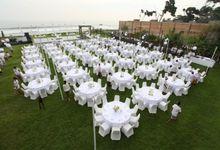 Maarten and Kenny Wedding by Phalosa Villa & Venue