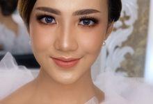 Wedding Andyni by Leyla Makeup Art