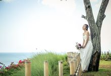 Wedding at Ayana Resort Jimbaran Bali by All that Bali Wedding