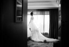 Lisa & Syaugi by The Portrait Photography