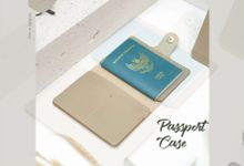 Passport Case by McBlush Merchandise Service by Mcblush Merchandising Service