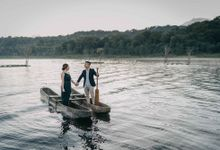 BALI PREWEDDING CHASE & JESSI by StayBright