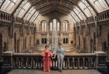 PRE - WEDDING DERIAN & GRACE BY RIO YAPARI by All Seasons Photo