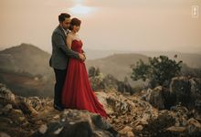 Hans & Meyke Prewedding by Bernardo Pictura