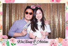Wei Xiang and Adeline's Wedding! by One Eye Click Live